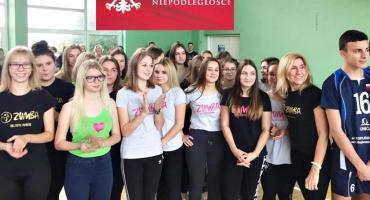 Świętowanie niepodległości – ZS 2 Płońsk