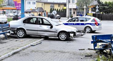 Sprawa wypadku na ulicy Warszawskiej - trwa proces