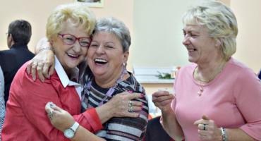 Spotkanie opłatkowe Kola Emerytów, Rencistów i Inwalidów w Naruszewie