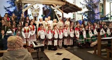 Uczniowie z Koziebród kolędowali w Kutnie