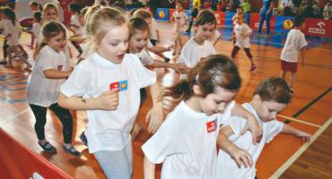 Przedszkoliada - dzień pełen energii najmłodszych