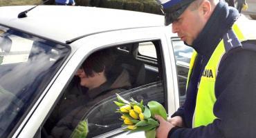 Dzień Kobiet z drogówką