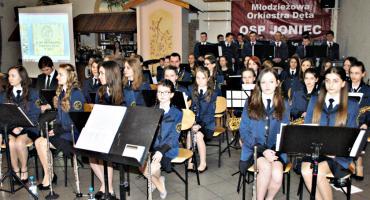 Koncert na 12-lecie jonieckiej orkiestry
