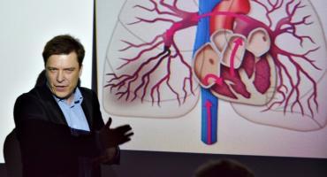 O zatorowości płucnej na UTW