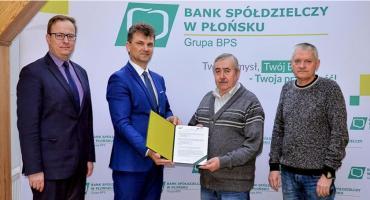 Lekkoatletów wesprze Bank Spółdzielczy w Płońsku