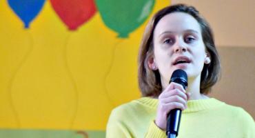 "Scena ""Płocka"" - śpiewa Agata Barańska"