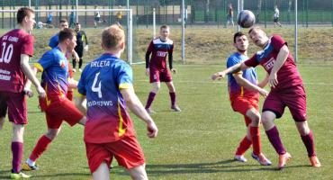 Niedzielny raport ligowy - remisowe derby Gumino - Baboszewo i porażka Błękitnych