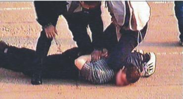 Zasadzka na żądającego haraczu od ucznia - kwietniowa akcja z 2001 roku