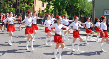 Uroczystości, występy, koncert, warsztaty i potańcówka, czyli płońska majówka