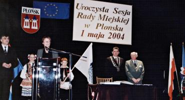Świętowanie 15-lecia w UE - wystawa i europejskie dyplomy