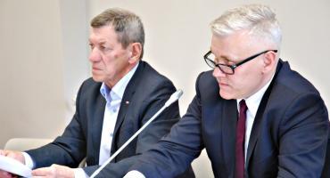 Żelasko i Bluszcz przedstawicielami powiatu - pełny skład nowej rady społecznej szpitala już znany