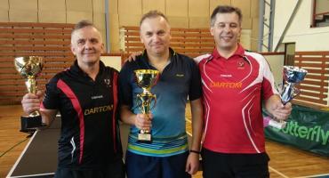 Finał rozgrywek tenisa stołowego - triumf Wojciecha Wachola