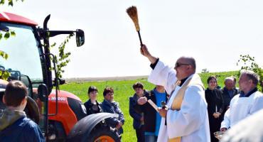 Pola w Strzembowie i Januszewie poświęcone