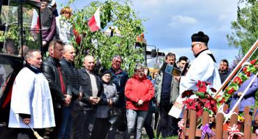 Trzeciomajowe święcenia pól - parafia Radzikowo