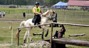 Wszechstronny konkurs konia turystycznego w Strzembowie