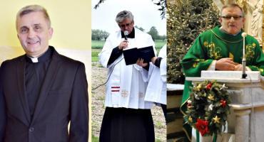 Zmiany proboszczów w trzech parafiach: Królewie, Chociszewie i u św. Michała w Płońsku
