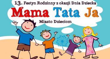 Miasto dzieciom rodzinnym festynem