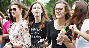 Młodzieży europejski piknik na Rutkach