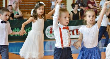 Kwadransik z tańcem - turniej klubu Start w filmowej pigułce