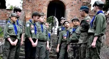 Historia druha Ryszarda - uczniowie z Czerwińska nagrodzeni za film