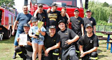 Rywalizacja strażaków - w gminie Sochocin wygrała OSP Drożdżyn