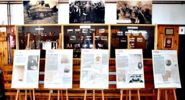 Rzecz o Stanisławie Posnerze - wystawa w GOK Sochocin