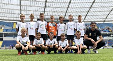 Fajna piłkarska przygoda jedenastolatków z FA Płońsk
