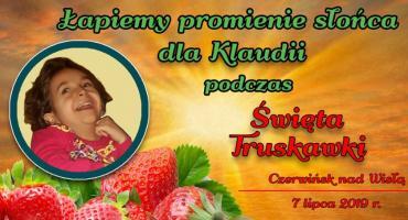 """Charytatywne """"Święto Truskawki"""" w Czerwińsku"""
