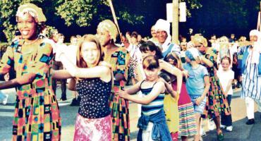 LATO Z RETRO - tydzień bawił się Płońsk na początku lata 2001
