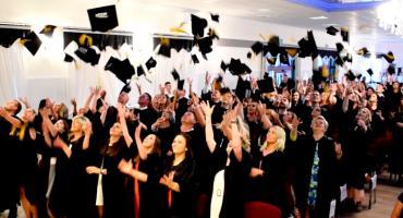 Birety w górę, czyli zakończenie roku akademickiego płońskiego wydziału UTH