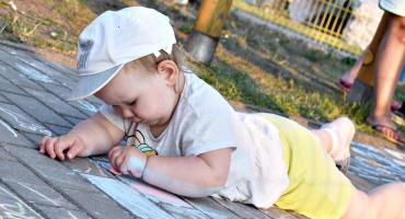 Aktywnie Zakręceni dzieciom, czyli piknikowa niedziela w Sochocinie