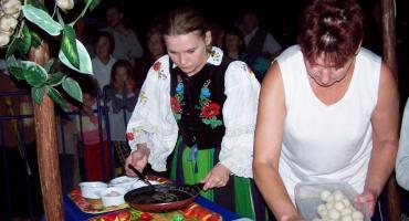 """LATO Z RETRO - zabawy plenerowe - """"Mazowiecka Pyza"""" w Płońsku 2004 rok"""