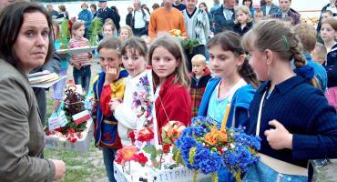 LATO Z RETRO - wianki nad Wisłą w Czerwińsku 2004 rok
