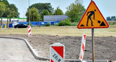 Środki na drogi zabezpieczą