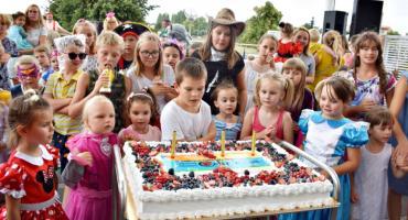 Weekend z festiwalem teatrów - niedzielne urodziny Calineczki