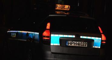 """Nocne potrącenie na """"62"""" w okolicach Chociszewa"""
