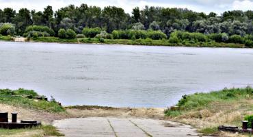 Woda w gminie Czerwińsk warunkowo przydatna - z Wisłą nadal trzeba uważać
