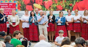 Pożegnali lato w Goławinie