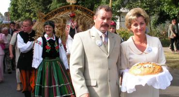 RETROPłońszczak - dożynki wojewódzki Płońsk 2005