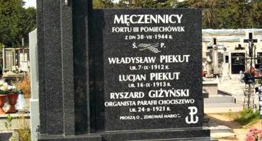 Odrestaurowano nagrobek ofiar niemieckiego terroru - będzie uroczystość w Chociszewie