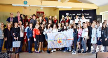 Finał polsko-ukraińskiego projektu młodzieży
