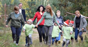 Na przełaj przez las, czyli joniecka tradycja biegów Eko-Start