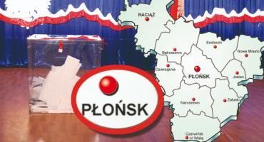 W Płońsku wybory także wygrywa PiS z poparciem 42,35 proc.