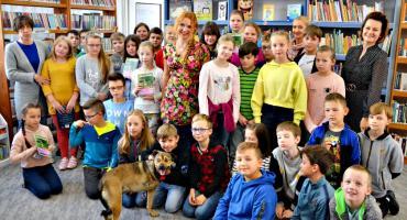 Niezwykli goście w bibliotece