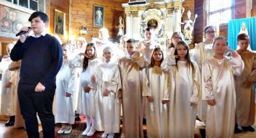 """""""Bądźmy dla siebie bliscy"""" - można obejrzeć program młodzieży z Sarbiewa - część II"""