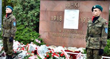 Miejsko-powiatowe obchody rocznicy odzyskania Niepodległości
