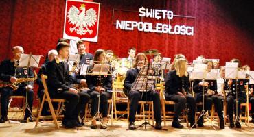 Koncertujemy niepodległościowo - na finał Orkiestra Dęta Sochocin