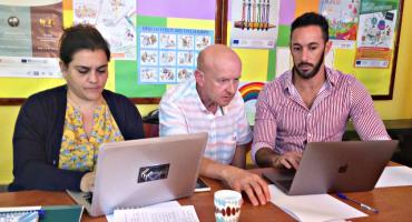 Spotkali się w Grecji - szkoła z Nowego Miasta rozpoczyna międzynarodowy projekt