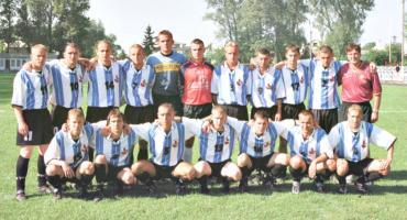 RetroPiłka - jesień 2002 - Błękitni Raciąż