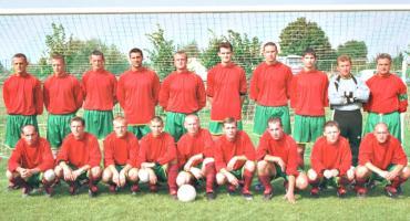 RetroPiłka - jesień 2002 - Sona Nowe Miasto